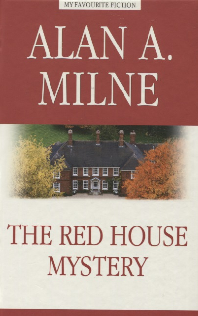 Milne A. The Red House Myster red house 450ml