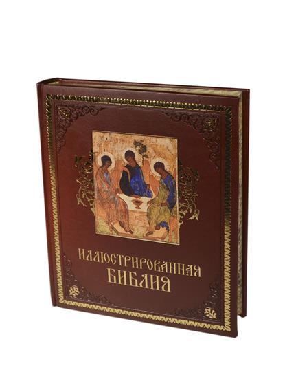 Иллюстрированная Библия платон воздвиженский иллюстрированная библия для детей