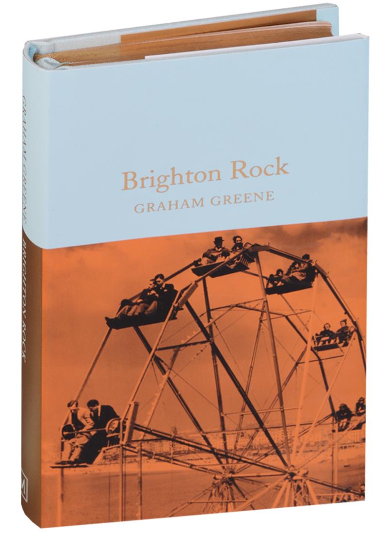 Greene G. Brighton Rock lamont dozier brighton