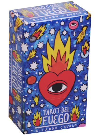 Cavolo R. Tarot del Fuego / Таро Огня карты таро the magician universal waite tarot deck
