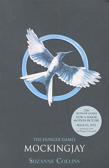 Collins S. The Hunger Games. Mockingjay худи print bar the hunger games mockingjay
