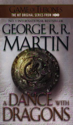 Martin G. A Dance with Dragons a dance