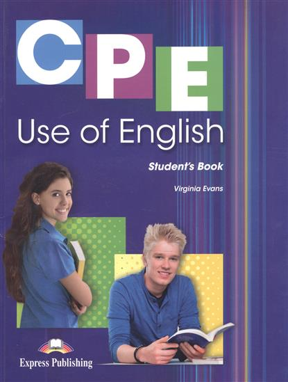 CPE Use of English. Student's Book