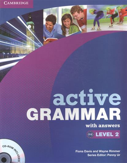 Davis F., Rimmer W. Active Grammar. Level 2. With answers (+CD) цена