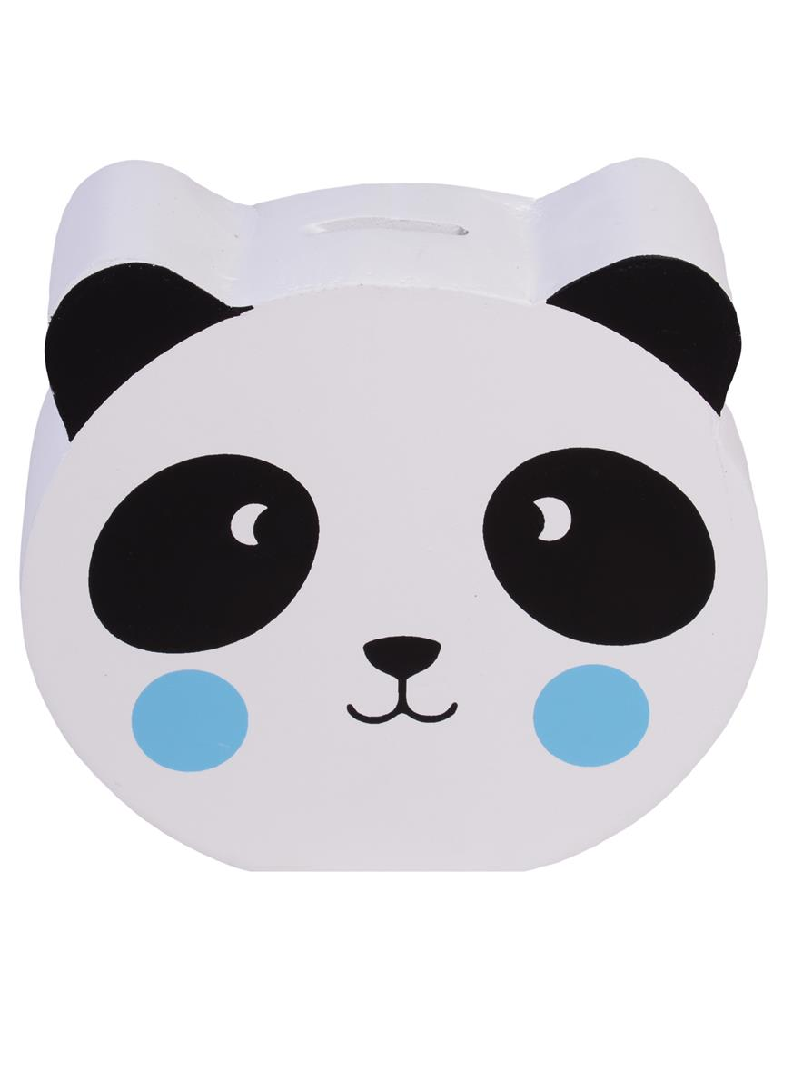 Копилка Панда (16х15х5) (дерево)