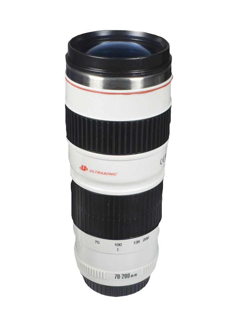 Термостакан Lens cup белая (350мл) (LINS-01) (Тратосфера Москва)