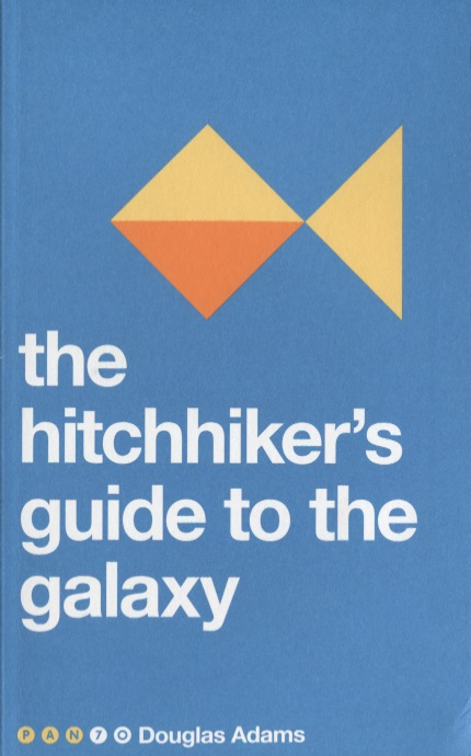 Adams D. The Hitchhiker's Guide to the Galaxy the rough guide to belize