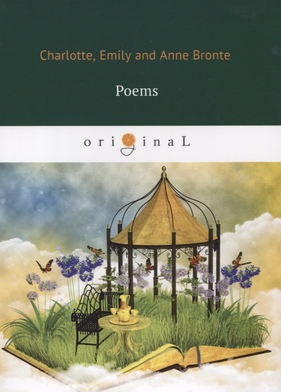 Bronte C., Bronte E., Bronte A. Poems цена 2017