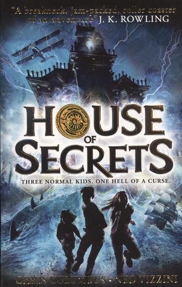 Columbus C., Vizzini N. House of Secrets vizzini n it s kind of a funny story