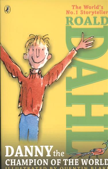 все цены на Dahl R. Danny the Champion of the World ISBN: 9780141346434