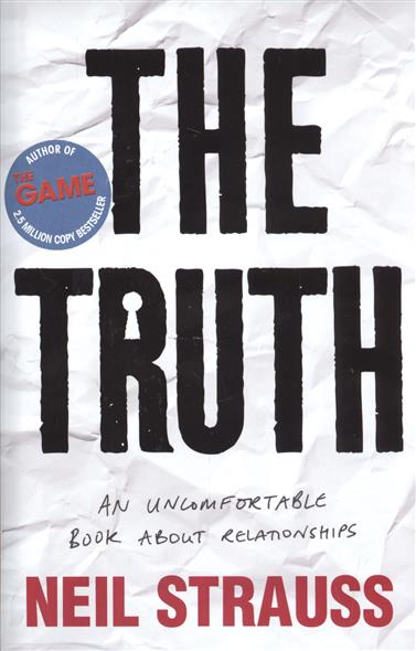 Strauss N. The Truth: An Uncomfortable Book About Relationships ароматизатор $100 5х11 см запах роза 1135722