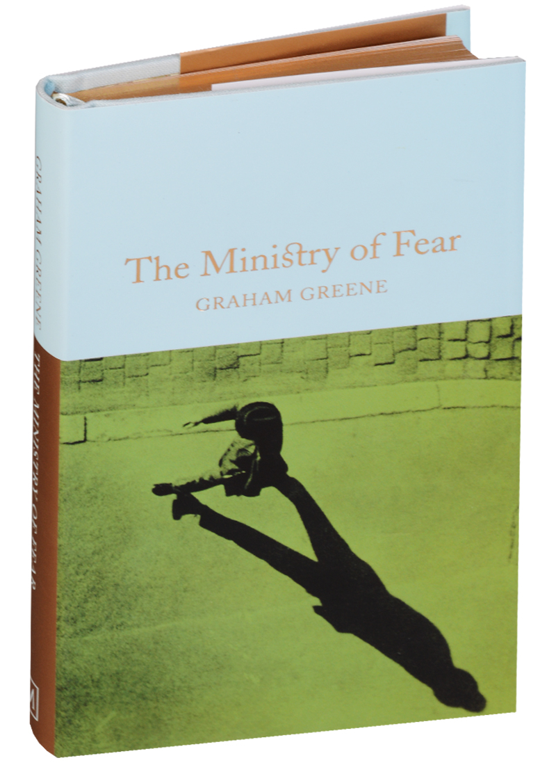 Greene G. The Ministry of Fear graham greene the captain and the enemy