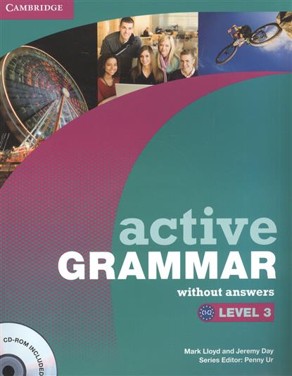 Active Grammar. Level 3. Without answers (+CD)