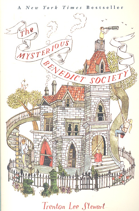 Stewart T. The mysterious Benedict society the mysterious benedict society and the perilous journey