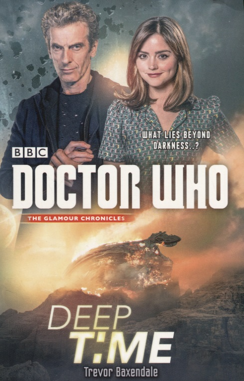 Baxendale T. Doctor Who: Deep Time