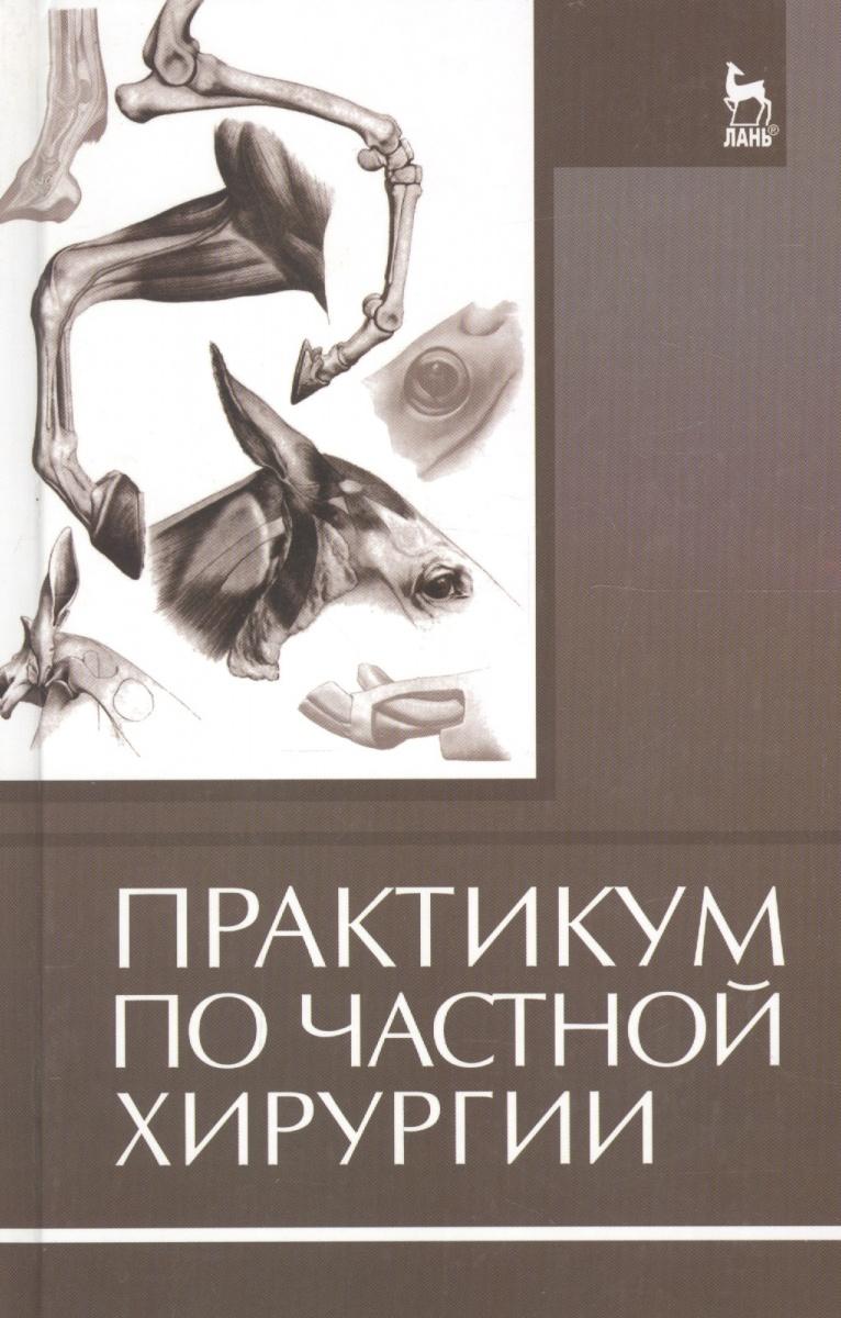 Семенов Б., Стекольникова А. (ред.) Практикум по частной хирургии. Учебное пособие
