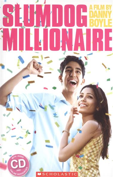 Boyle D. Slumdog millionaire. Level 4 (+CD)  c boyle boyle do–it–yourself designer windows paper onl y