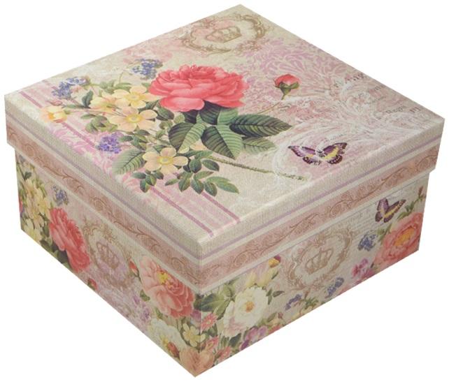 """Коробка подарочная """"Букет"""", 17*17*9.5"""