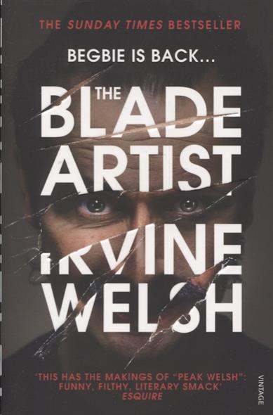 Welsh I. The Blade Artist negotiating the artist