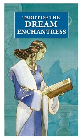 Nizzoli M. Tarot of the Dream Enchantress ruchdie s the enchantress of florence