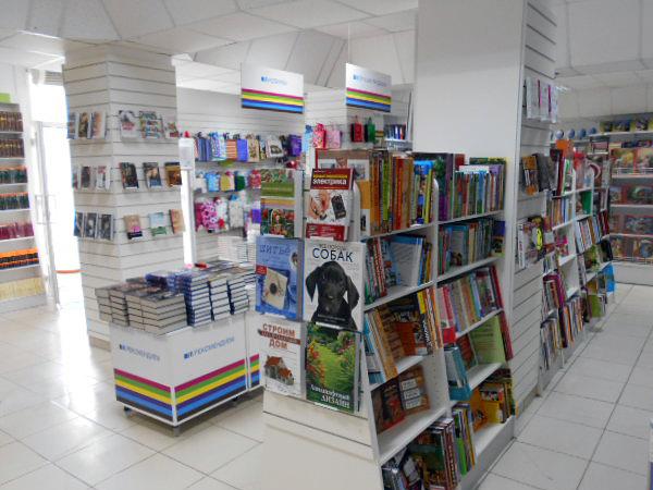 «Читай-город» в Ангарске