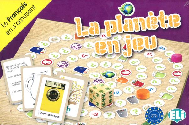 Games: [A2-B1]: La planete en jeu