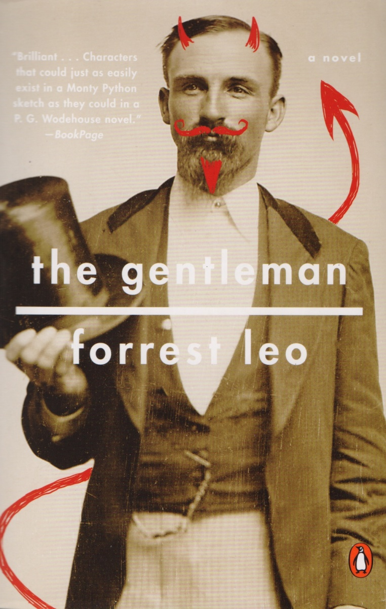 LeoF. The Gentleman gentleman in the parlour