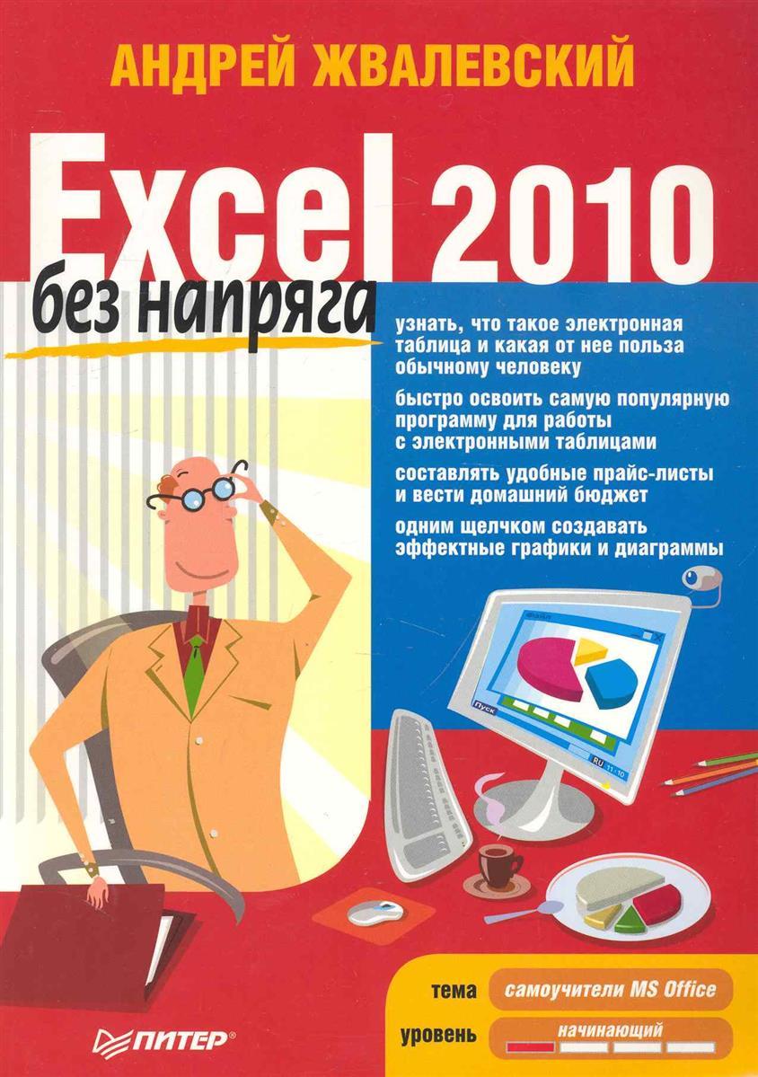 Жвалевский А. Excel 2010 без напряга excel 2010使用详解