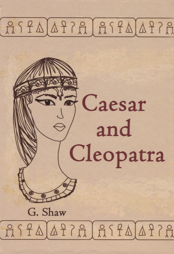 Shaw G. Caesar and Cleopatra clare shaw nutrition and cancer