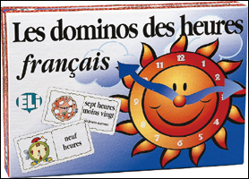 Games: [A1]: Les Dominos des Heures ISBN: 9788881480807 games [a1] les dominos des heures