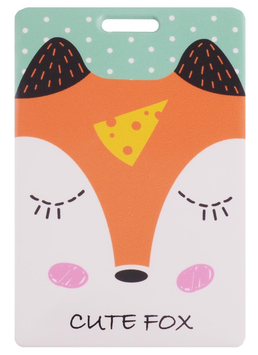Чехол для карточек Cute Fox