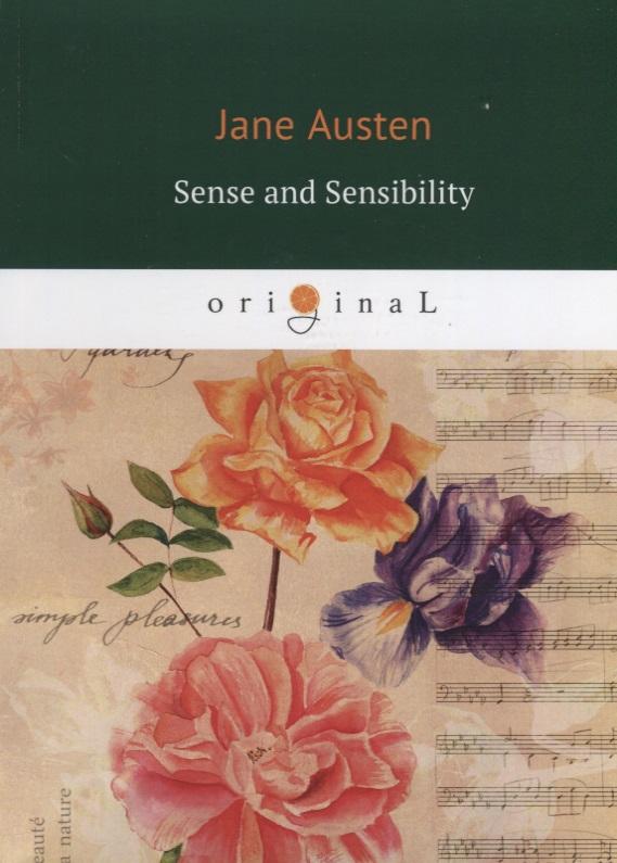 Austen J. Sense and Sensibility (книга на английском языке) austen sense