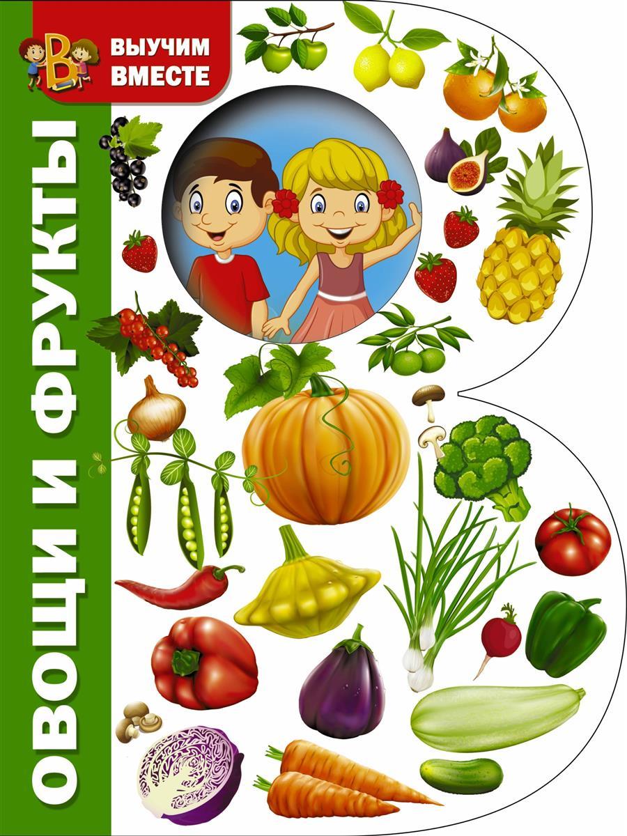 Дмитриева В., (сост.) Овощи и фрукты дмитриева в овощи фрукты читаем слоги и слова 32 карточки 2 isbn 9785170866793