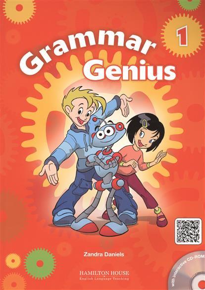 Danieis Z. Grammar Genius 1. Student's Book original hm genius cp z 12 tail motor walkera assemble accessory