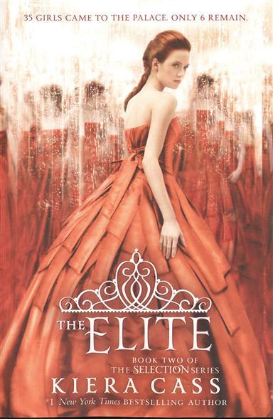 Cass K. The Elite cass kiera the heir