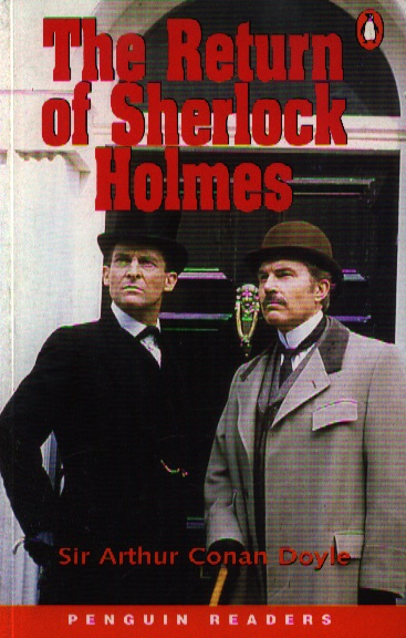 Doyle A. PR 3 The return of Sherlock Holmes