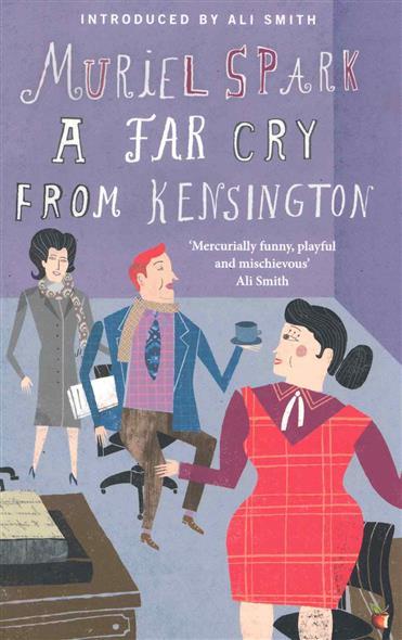 Spark M. A Far Cry from Kensington far from true