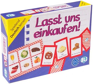 Games: [A1-A2]: Lasst uns einkaufen! ISBN: 9788853613691 vocabulario elemental a1 a2 2cd