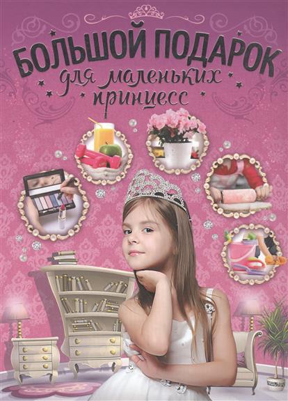 Ермакович Д. Большой подарок для маленьких принцесс большой подарок дошкольникам