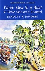 Jerome K. Jerome Three Men in a Boat & Three Men on a Bummel часы romain jerome