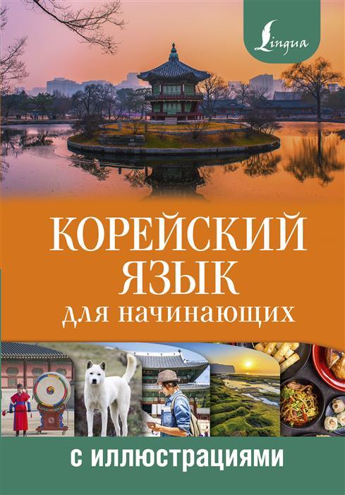 Касаткина И., Чун Ин Сун, Погадаева А. Корейский язык для начинающих с иллюстрациями цена 2017