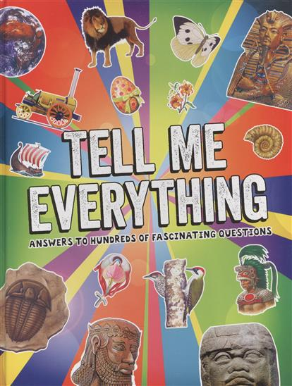 Tell Me Everything ISBN: 9780753728017 tell me who