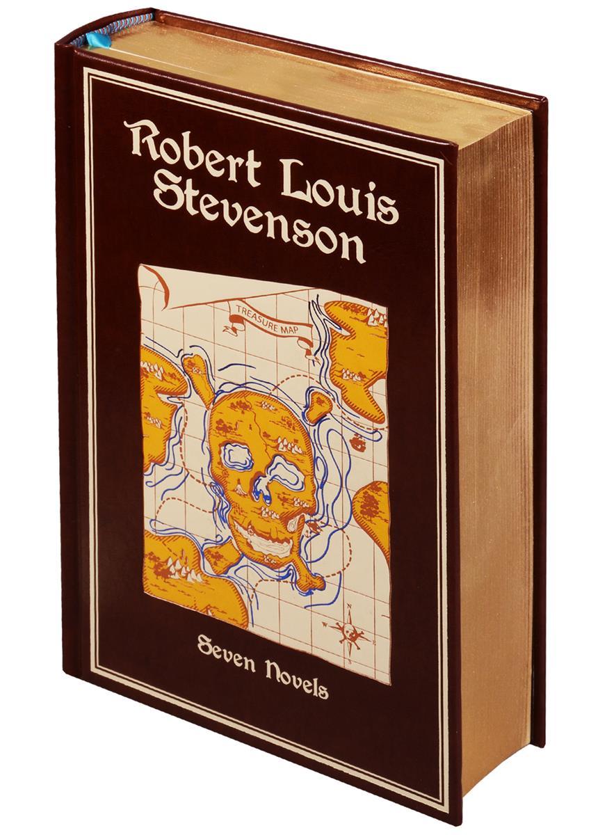 Stevenson R. Robert Louis Stevenson. Seven Novels stevenson r strange case of dr jekyll