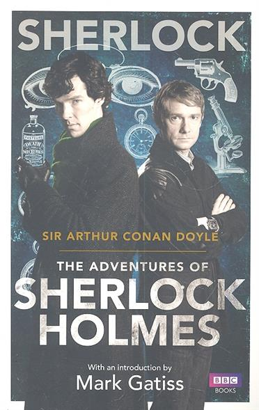 Doyle A. Sherlock The Adventures of Sherlock Holmes a study in scarlet and the adventures of sherlock holmes