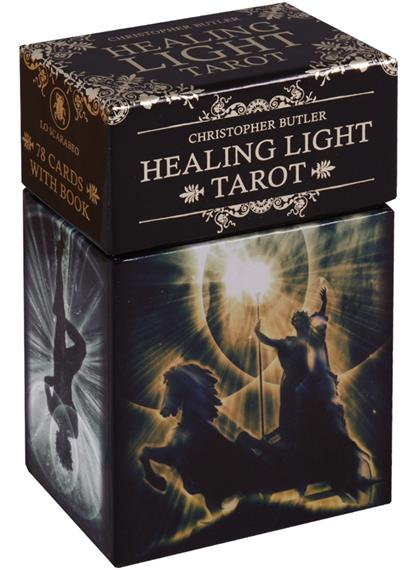 Батлер К. Таро Исцеляющий свет. 78 карт с инструкцией / Healing Light Tarot. 78 Cards with Book 2016 full english radiant rider wait tarot cards factory made high quality tarot card with colorful box cards game board game