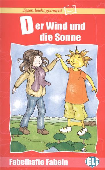 Der Wind und die Sonne (+CD)
