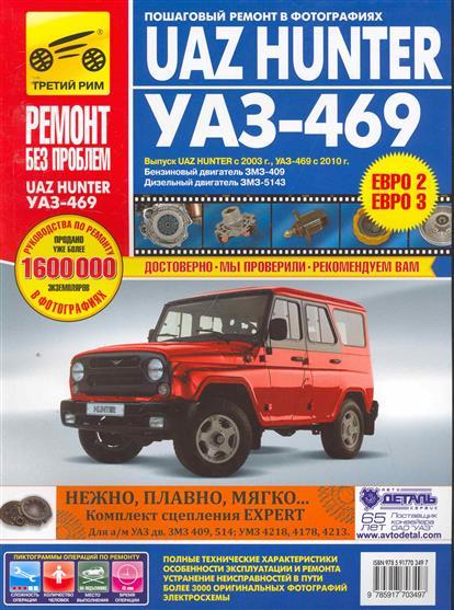 Горфин И., Капустин А., Шульгин А., и др. Uaz Hunter/УАЗ-469 в фото