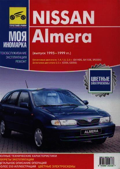 Моя иномарка Nissan Almera