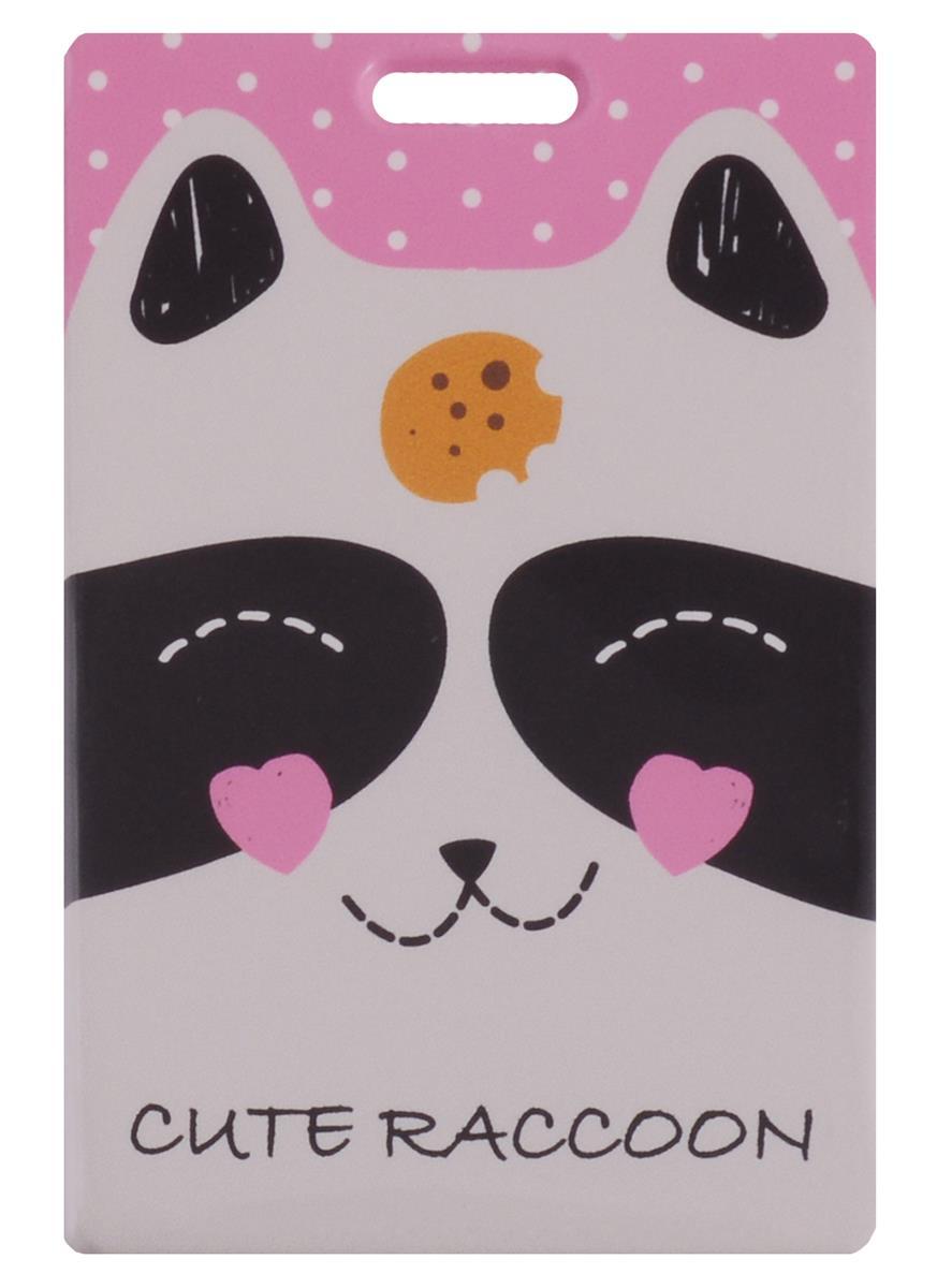 Чехол для карточек Cute Raccoon