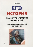 История. ЕГЭ. Справочник исторических личностей и 130 материалов биографий